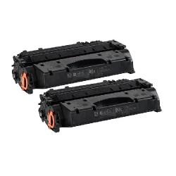 Dual Pack Toner Ricostruito HP LaserJet Pro 400 M401a 400 M401d 400 M401dn 400 M401dw  400 MFP M425dn  400 MFP M425dw