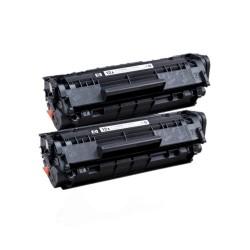 Dual Pack Toner Ricostruito HP LaserJet 1010 SERIES 1012 SERIES 1015 SERIES 1015 1018 SERIES 1018S 1020 1020 PLUS